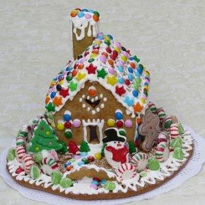 Karácsonyi ötletek- mézeskalács