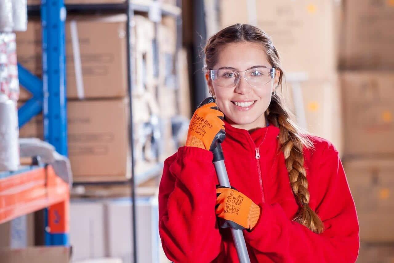 női munkaruha választás