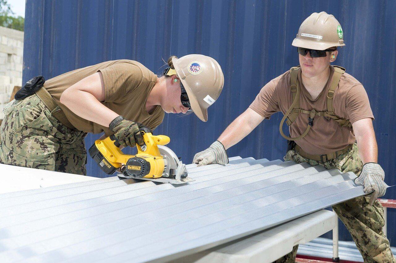 Nők az építőiparban