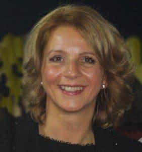 Rabi Krisztina a Bach termékek forgalmazója.